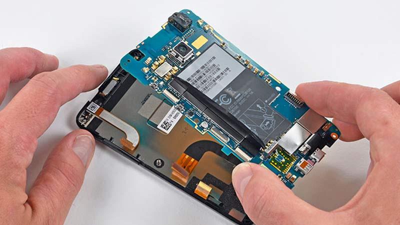 Riparazione telefoni cellulari